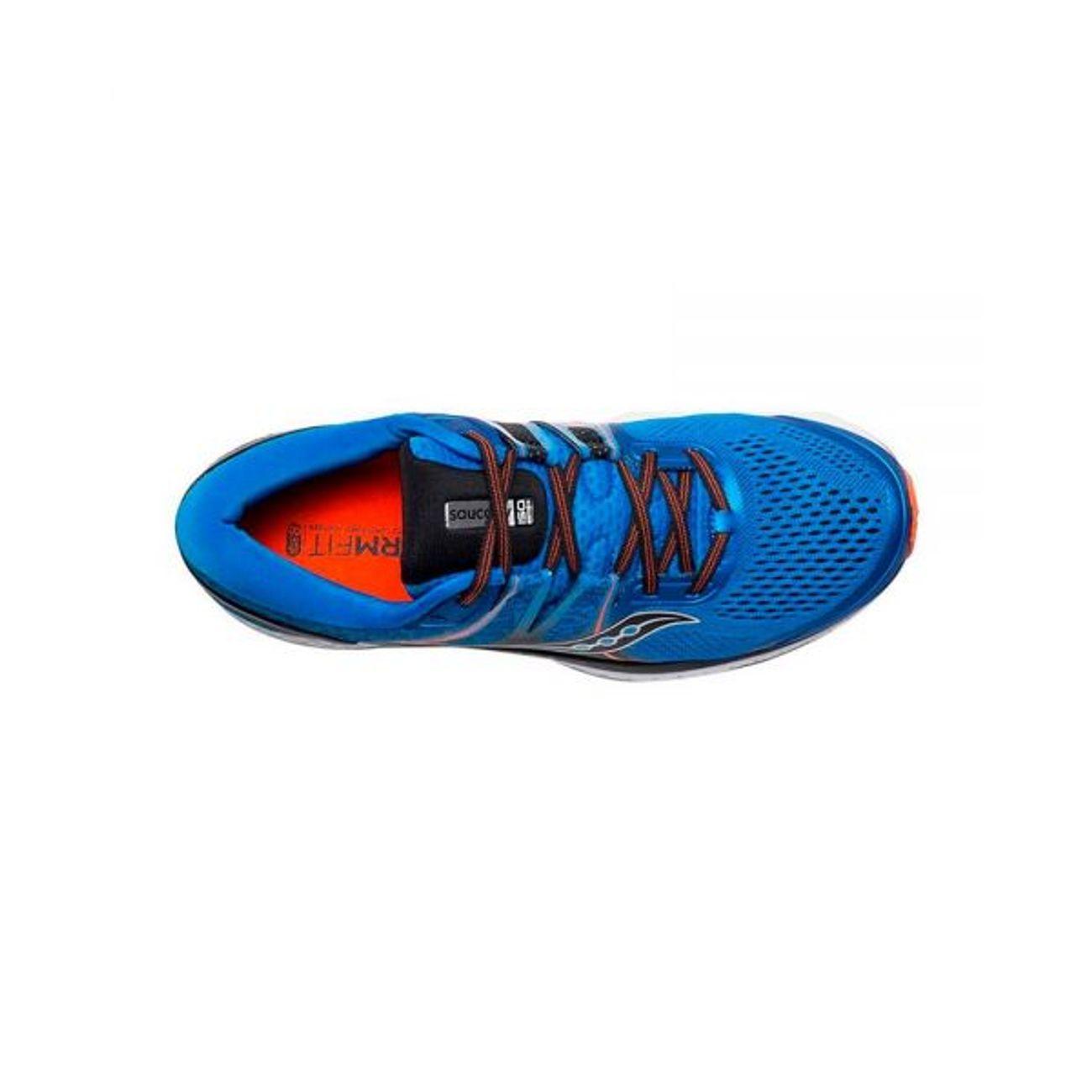 Adulte S20442 Orange Omni Saucony 36 Running Iso Bleu OPnk0w