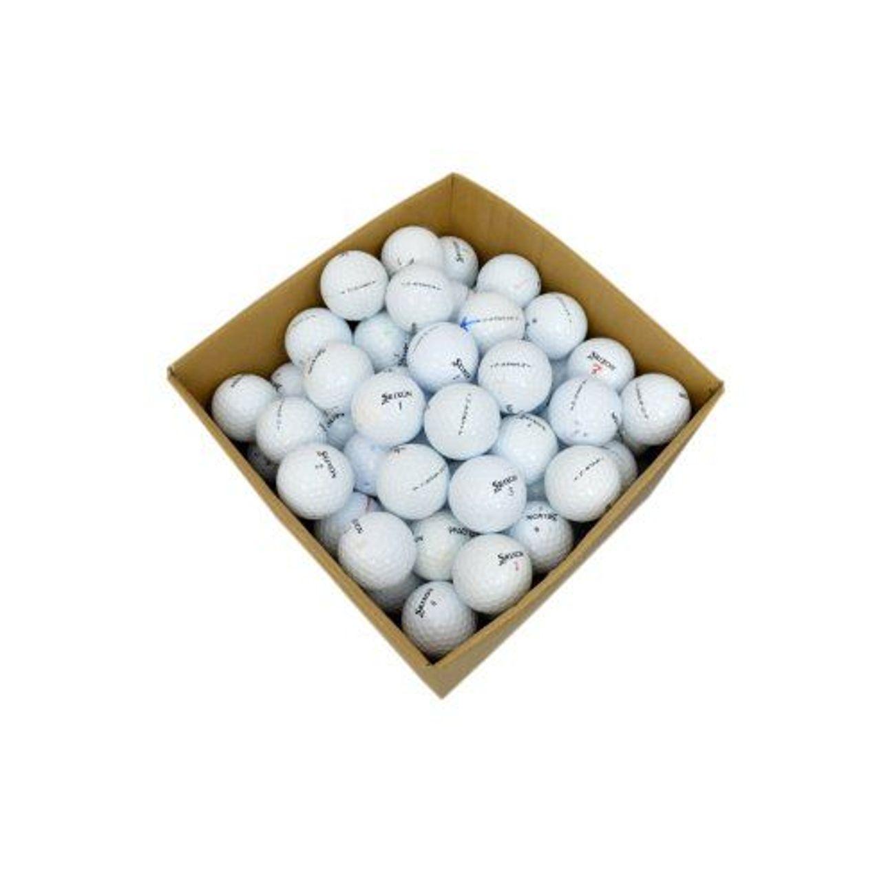 SECOND CHANCE Second Chance Z Star 100 Balles de golf de lac Calibre B