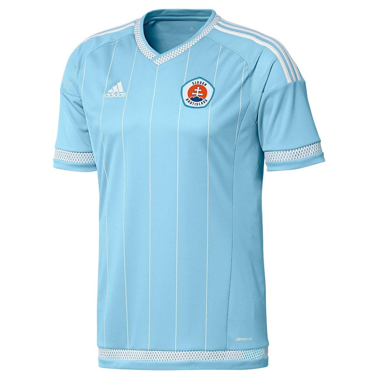 Slovan Bratislava 2016 Maillot Domicile Adidas 2015 Football a48qw5g