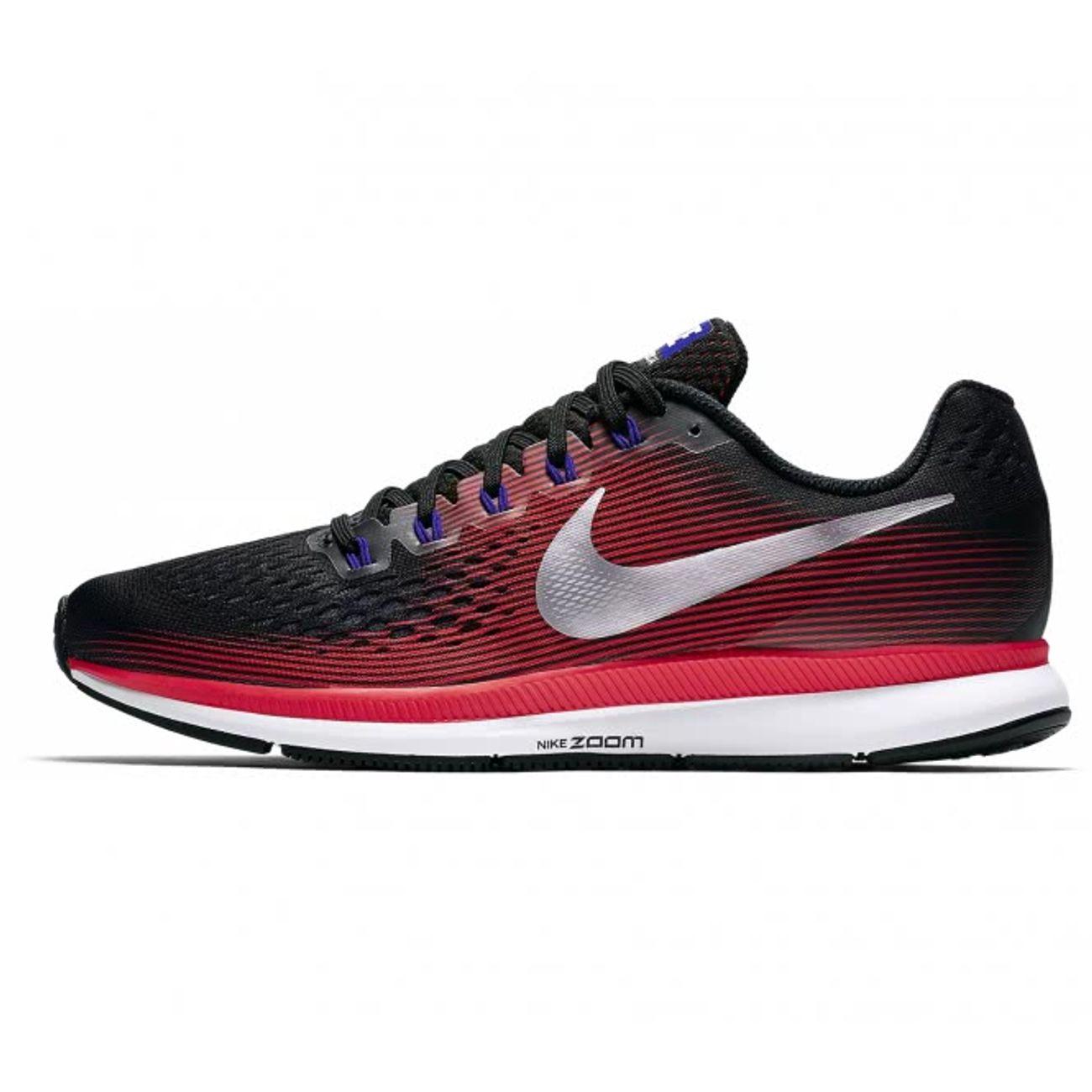 running homme NIKE Nike - Air Zoom Pegasus 34 chaussures de running pour  hommes (noir 84bc56db7091d
