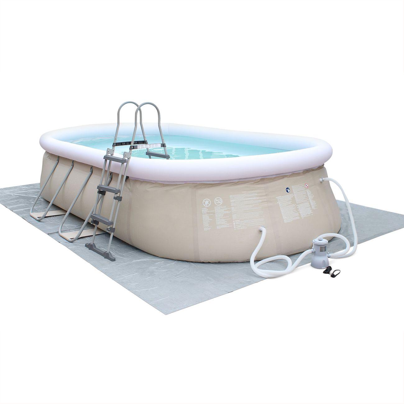 bache piscine go sport