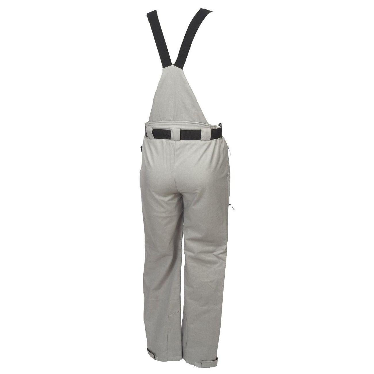 Ski homme Eldera sportswear Unosoft gris ch pant