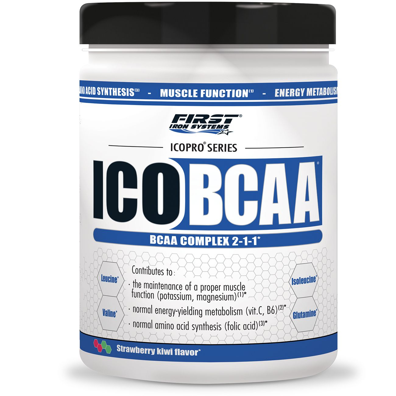 FIRST IRON SYSTEMS ICOBCAA