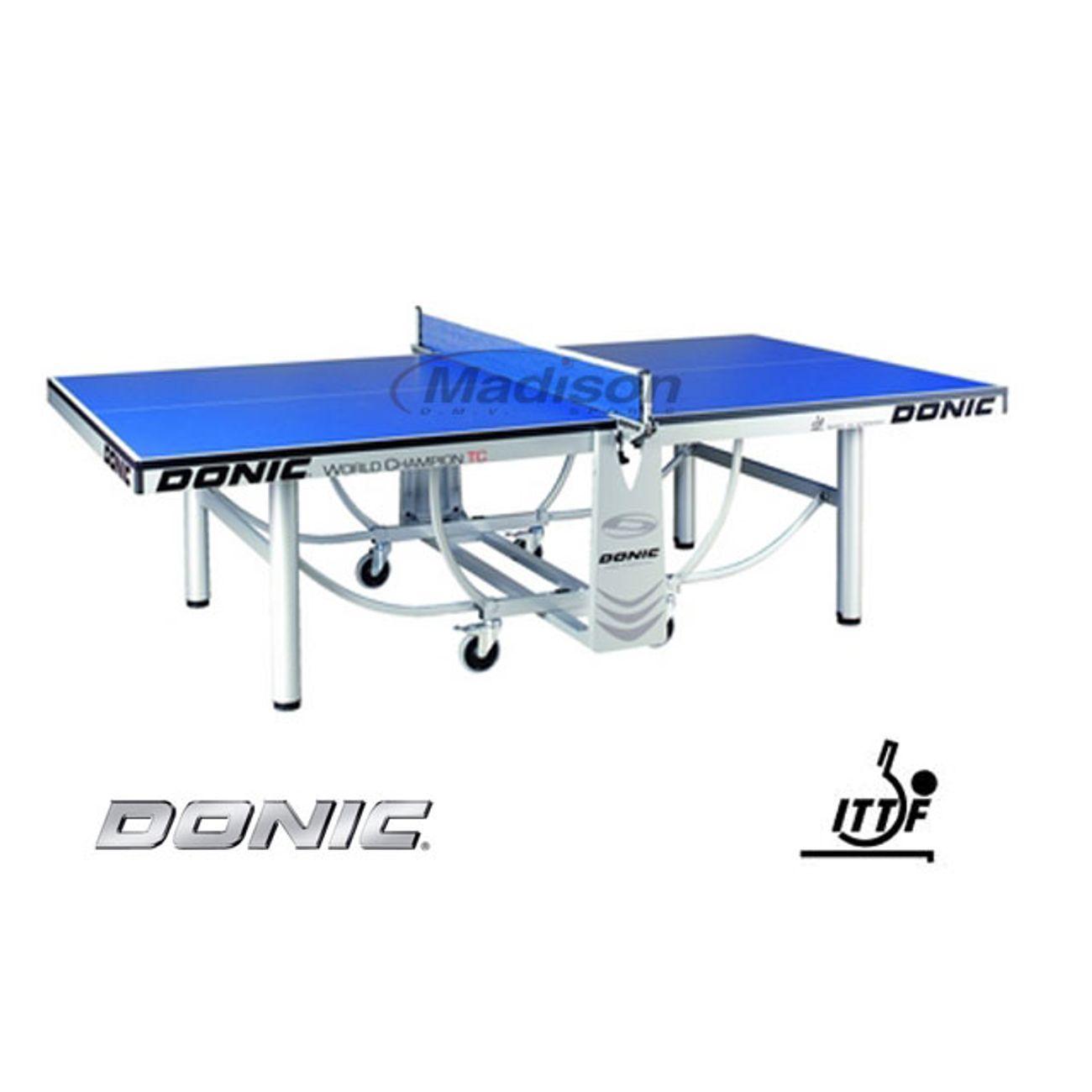 Donic table world champion 25mm ittf achat et prix pas cher go sport - Champion de tennis de table ...