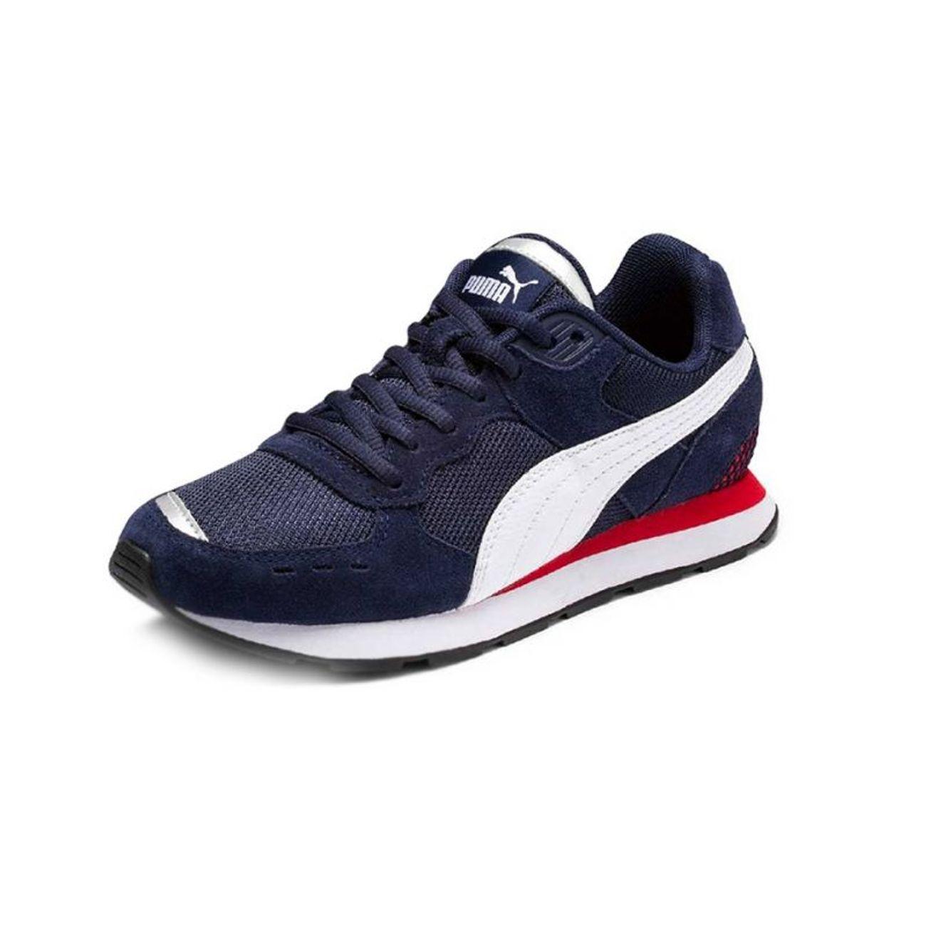 Adulte Junior Padel 369539 Vista Bleu Puma 02 Blanc 1TKclFJ