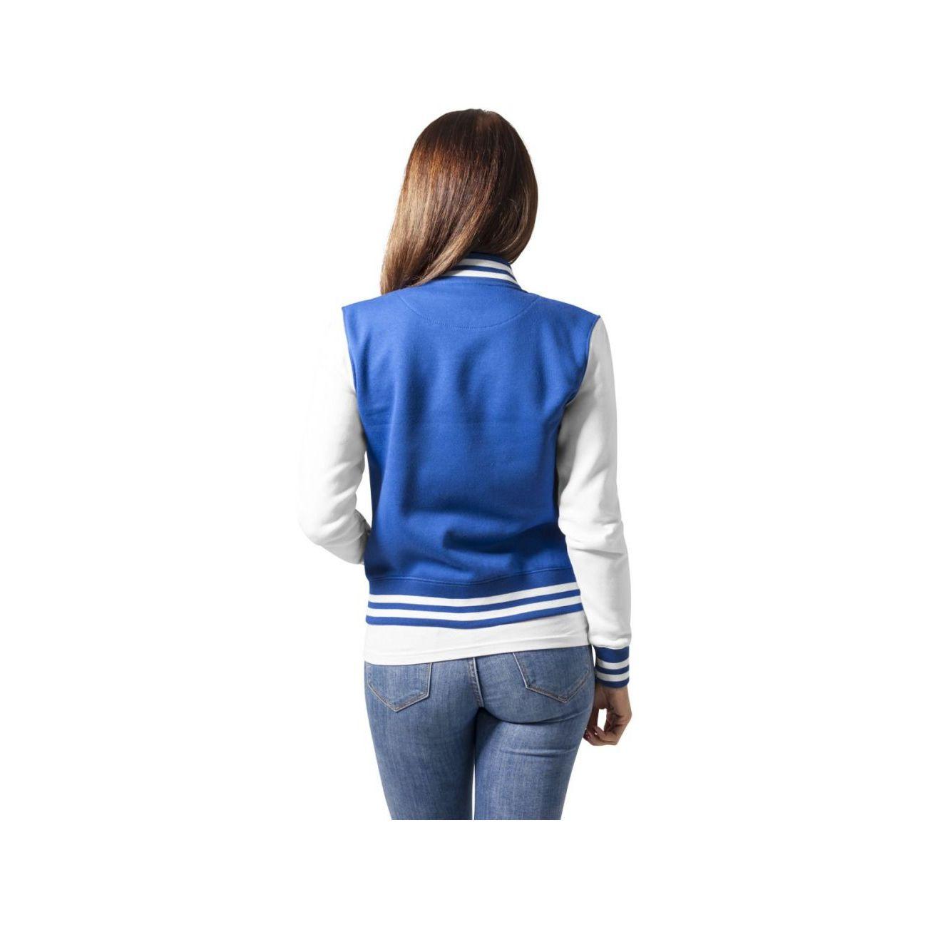 Teddy Achat Blanc Roi – Urban Classics Veste College Bleu Ladies nm8vwN0O