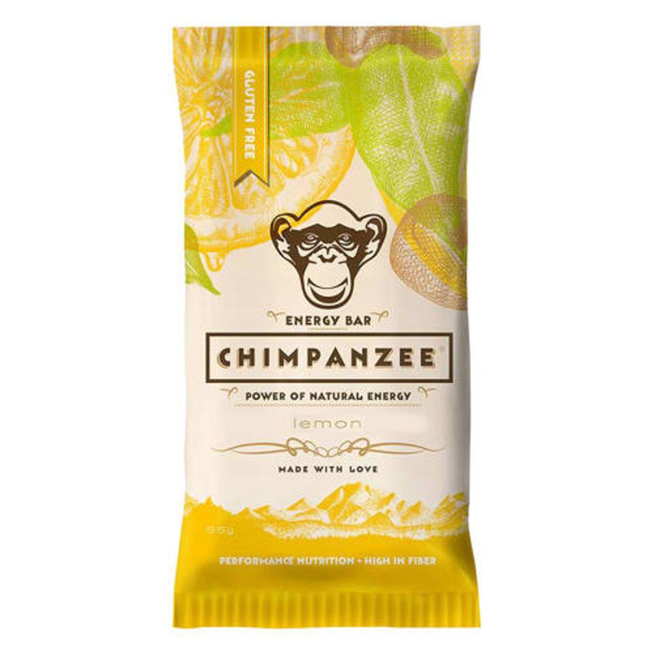 CHIMPANZEE Boîte boisson énergétique Chimpanzee citron 600 g