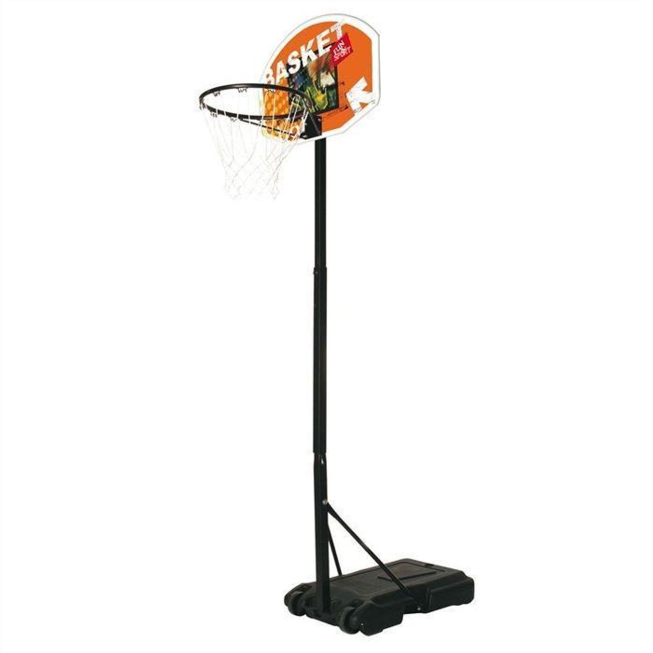 MONDO MONDO Panier de basket Junior ajustable de 165 a 205 cm