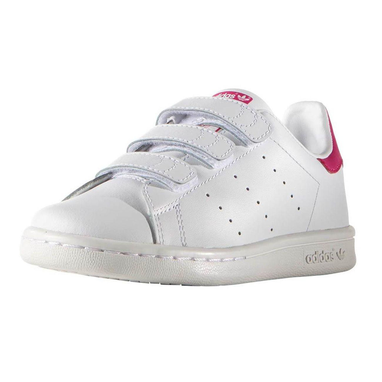 Mode Lifestyle fille ADIDAS ORIGINALS Basket adidas Originals Stan Smith CF Cadet Ref. B32706