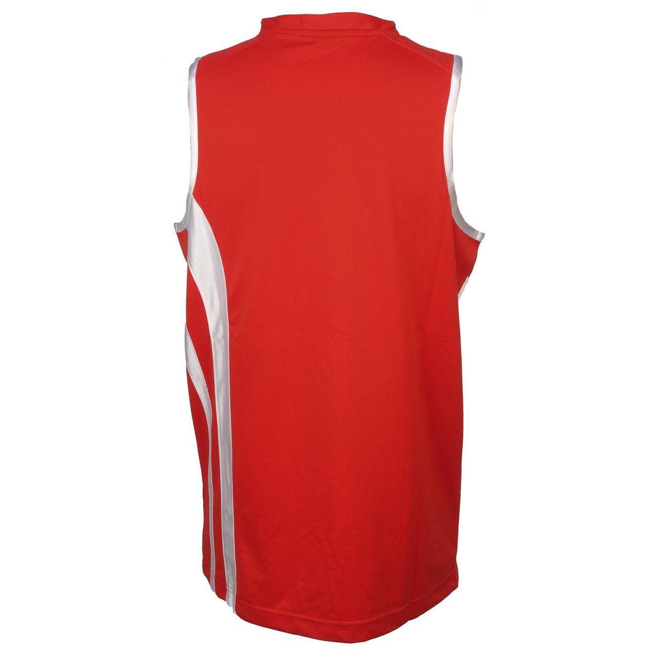 Basket ball homme SPALDING Mvp maillot rouge