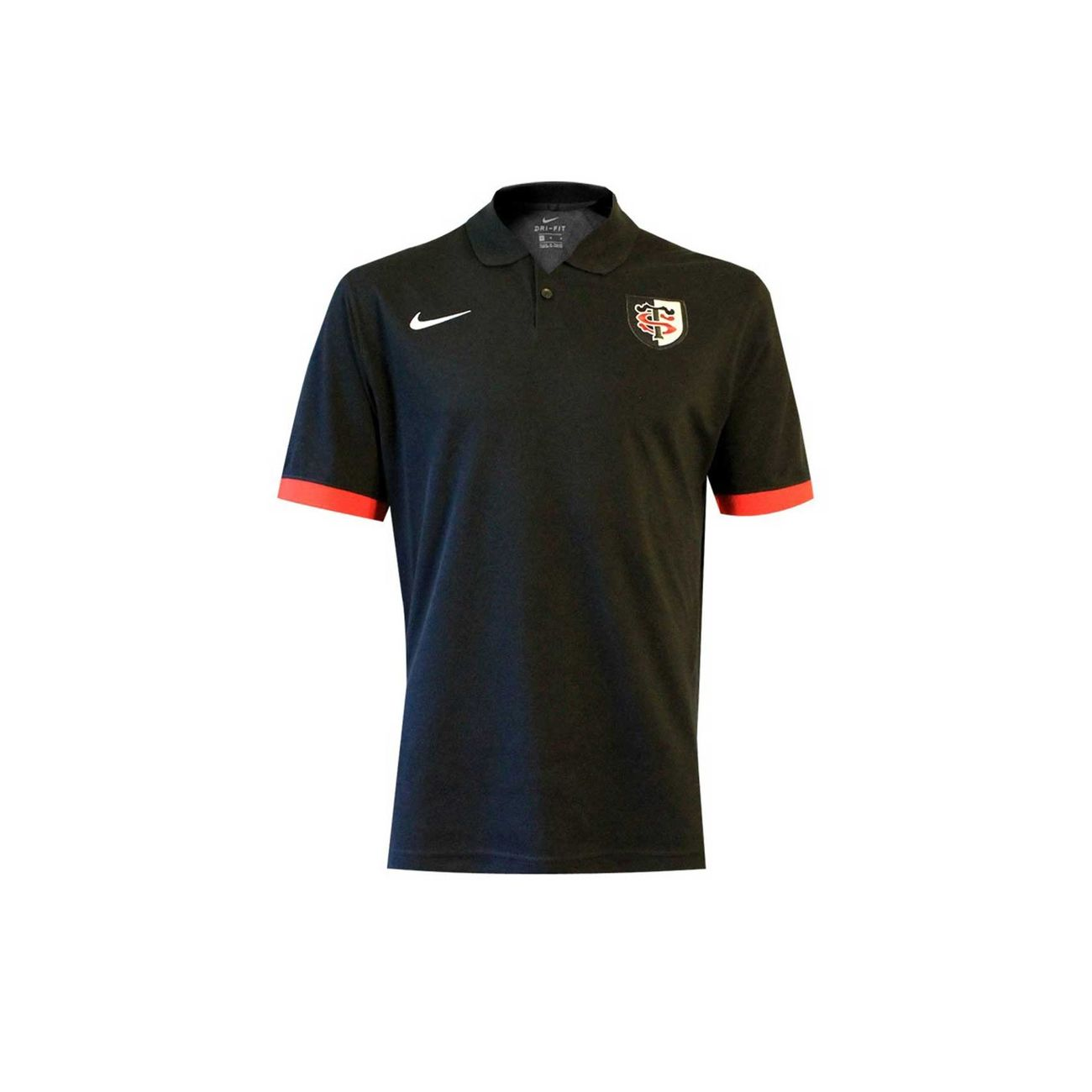 84f4c193c728 Polo rugby Stade Toulousain homme - Nike – achat et prix pas cher ...