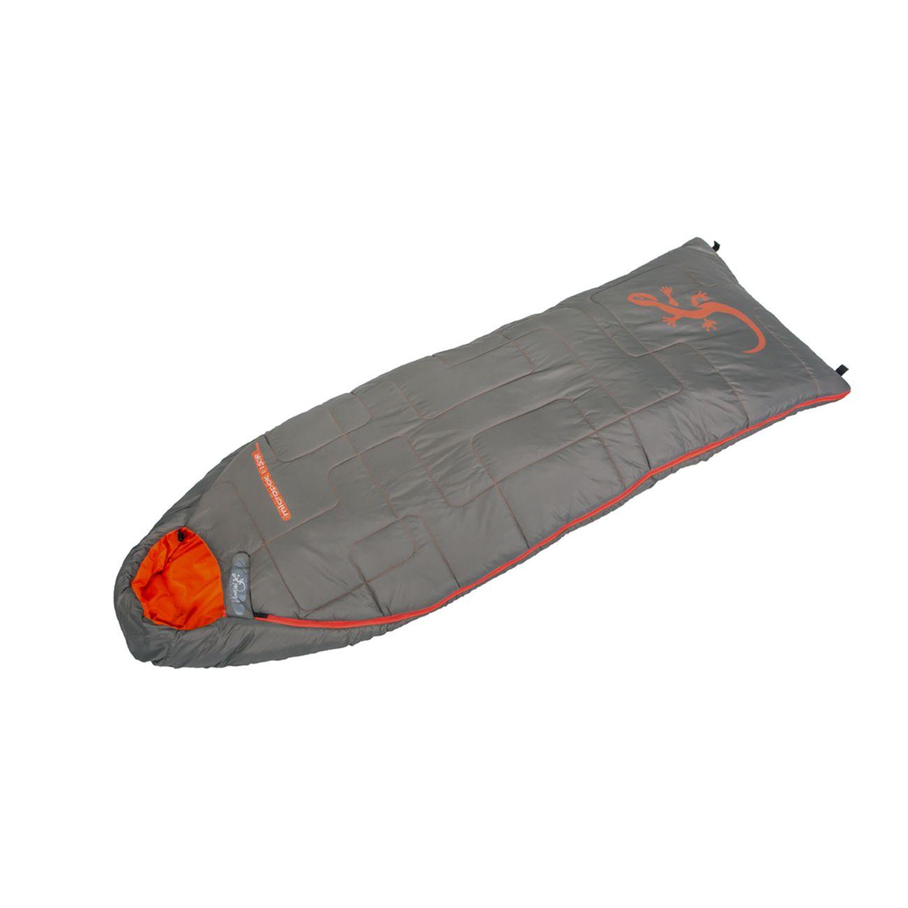 Randonnée  FREETIME MICROPAK 1150R -  Sac de couchage + 8°C à - 4°C - Sac de couchage léger - couverture avec capuche