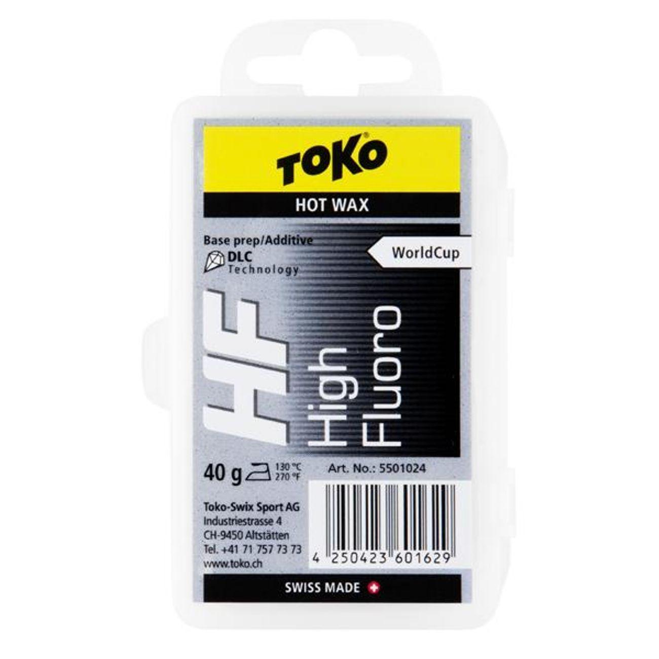Glisse urbaine  TOKO Toko Hf Hot Wax 40gr