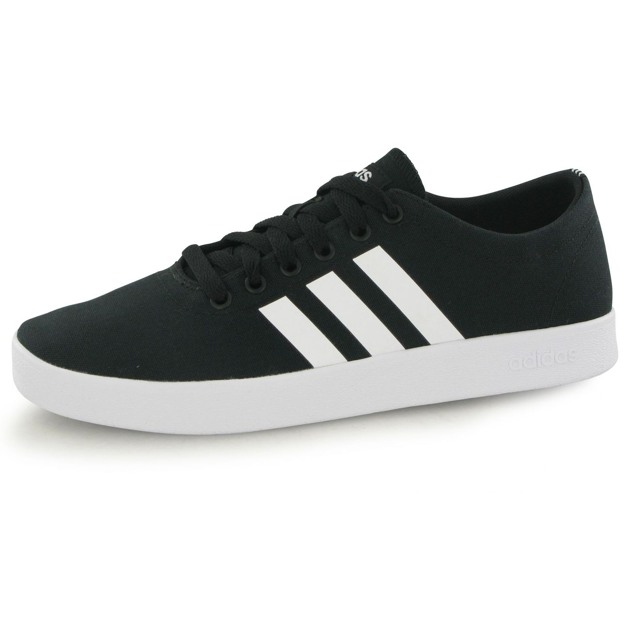 Adidas Neo Easy Vulc VS Baskets Hommes Chaussures Noir 9