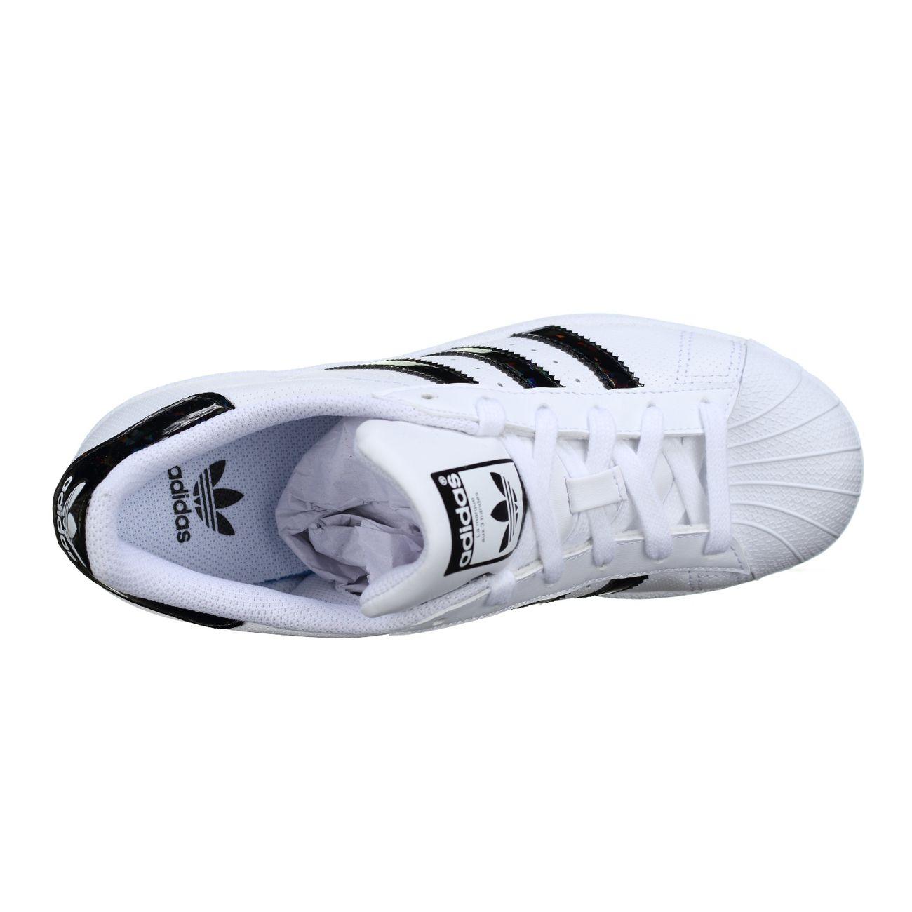 ... Mode- Lifestyle homme ADIDAS Basket Adidas Superstar J Db1209 Blanc / Noir ...