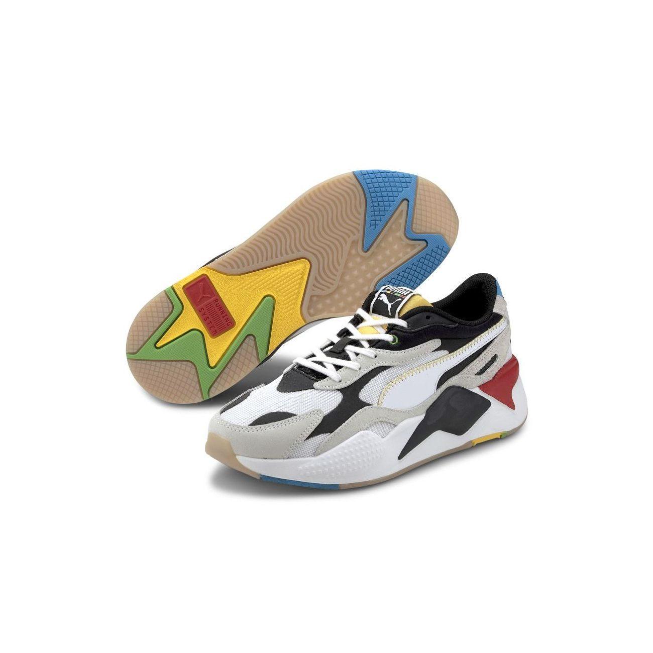 homme PUMA Basket Puma Rs-x3 Wh