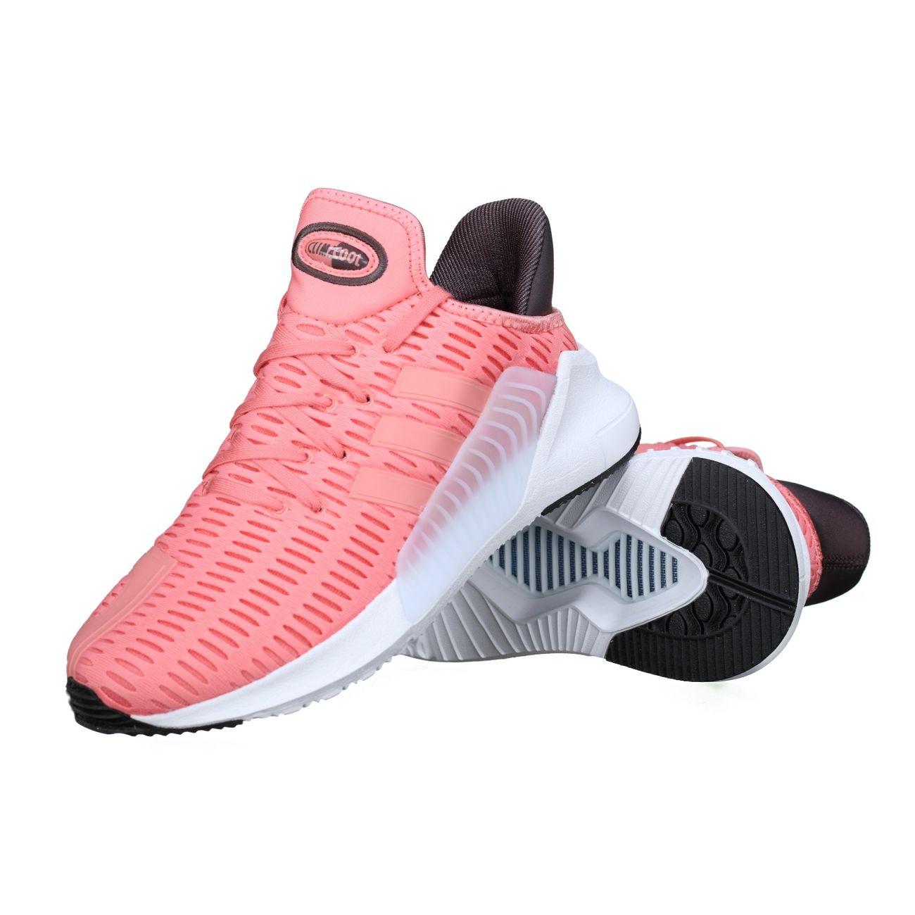 Climacool 02/17 W - Chaussures De Sport Pour Femmes / Adidas Rose at5lAKw