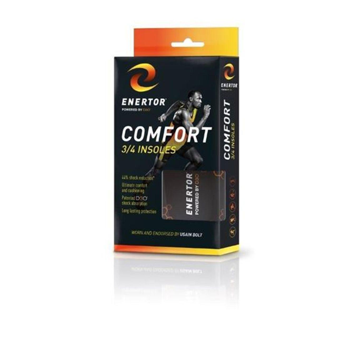 running adulte ENERTOR Enertor Comfort 3/4 Insoles