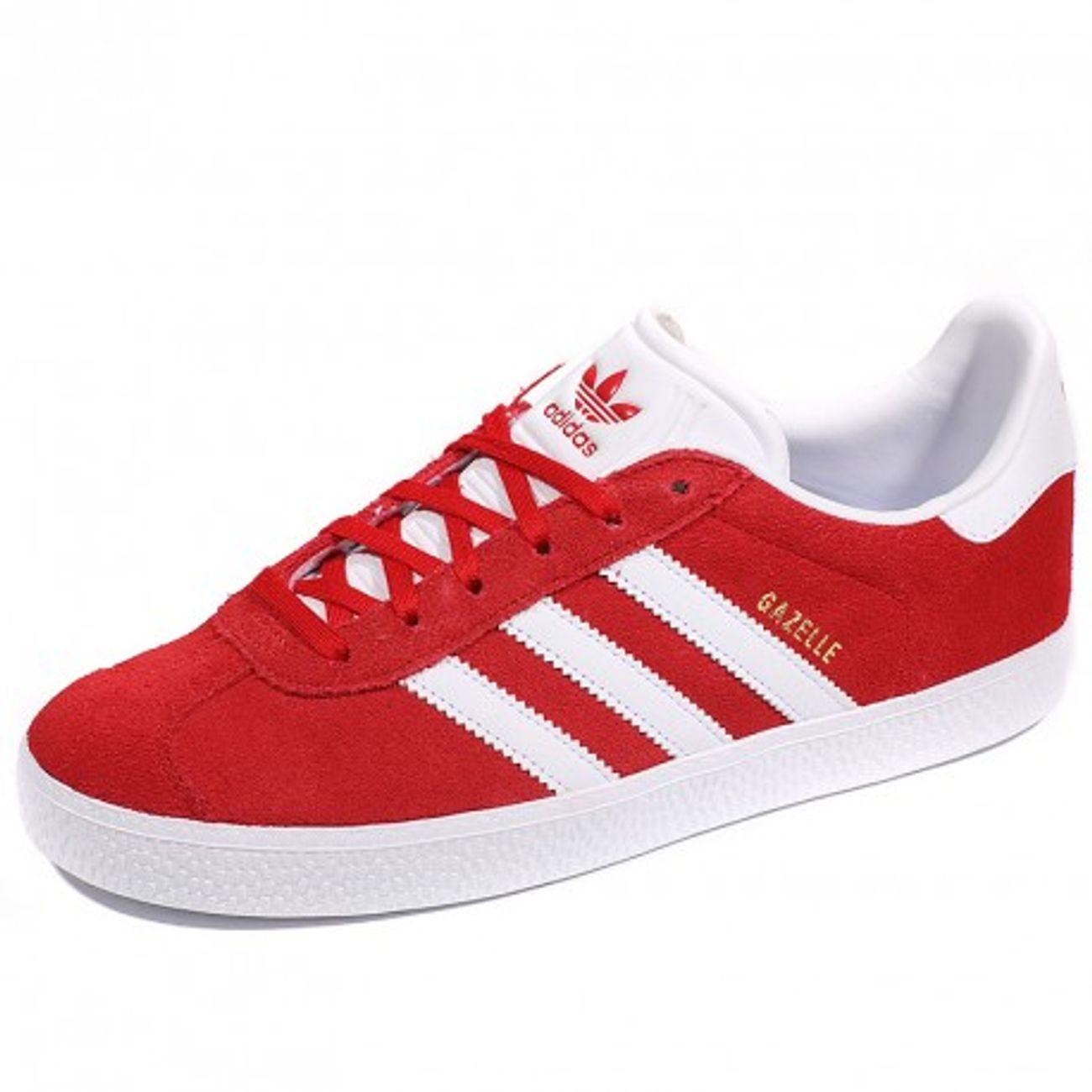 Sumglvqzp Basket Gazelle Femmes Rouge Adidas wOmNv8ny0