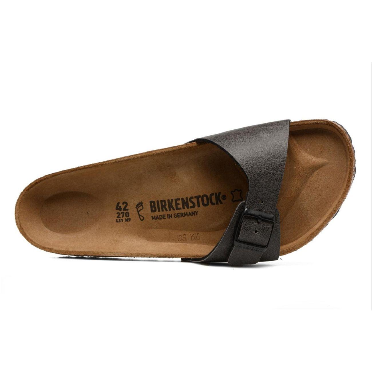 birkenstock mules madrid 1000340 achat et prix pas cher go sport. Black Bedroom Furniture Sets. Home Design Ideas