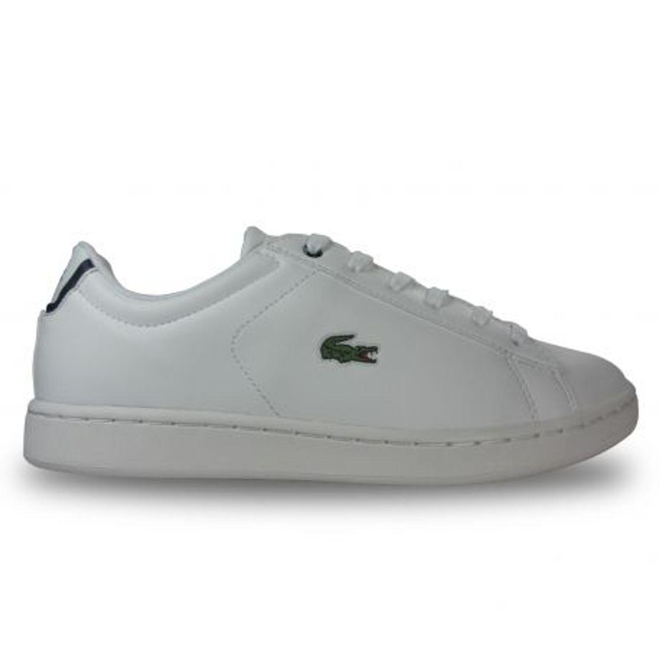 25667d6e08 Mode- Lifestyle enfant LACOSTE Chaussure enfant Carnaby Evo Spc Lacoste ...