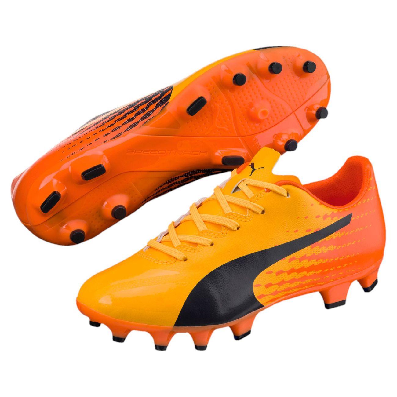 chaussure de foot puma evospeed