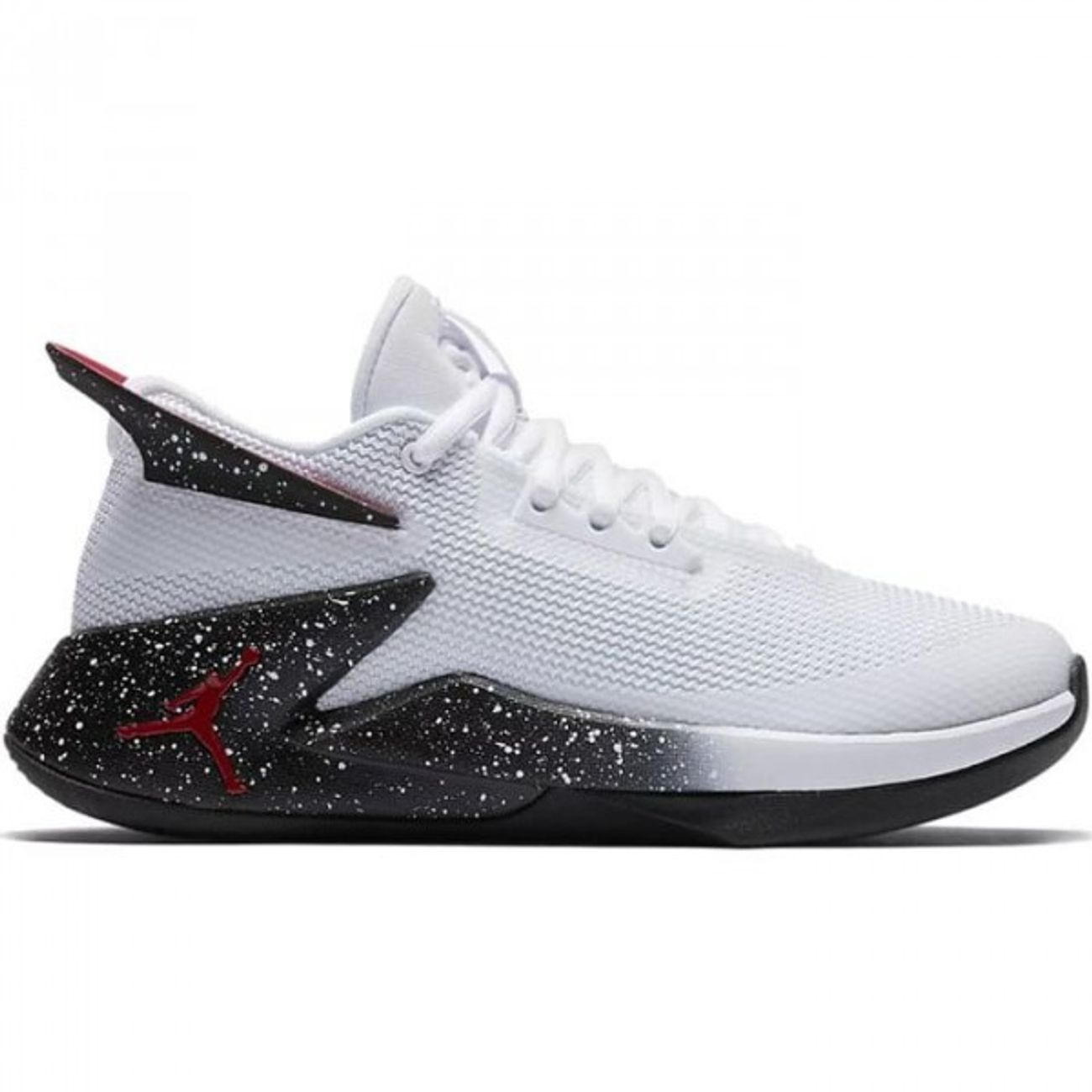 7e4e06a030b Basketball enfant JORDAN Chaussure de Basketball Jordan Fly Lockdown Blanc  pour Junior Pointure - 36.5 ...