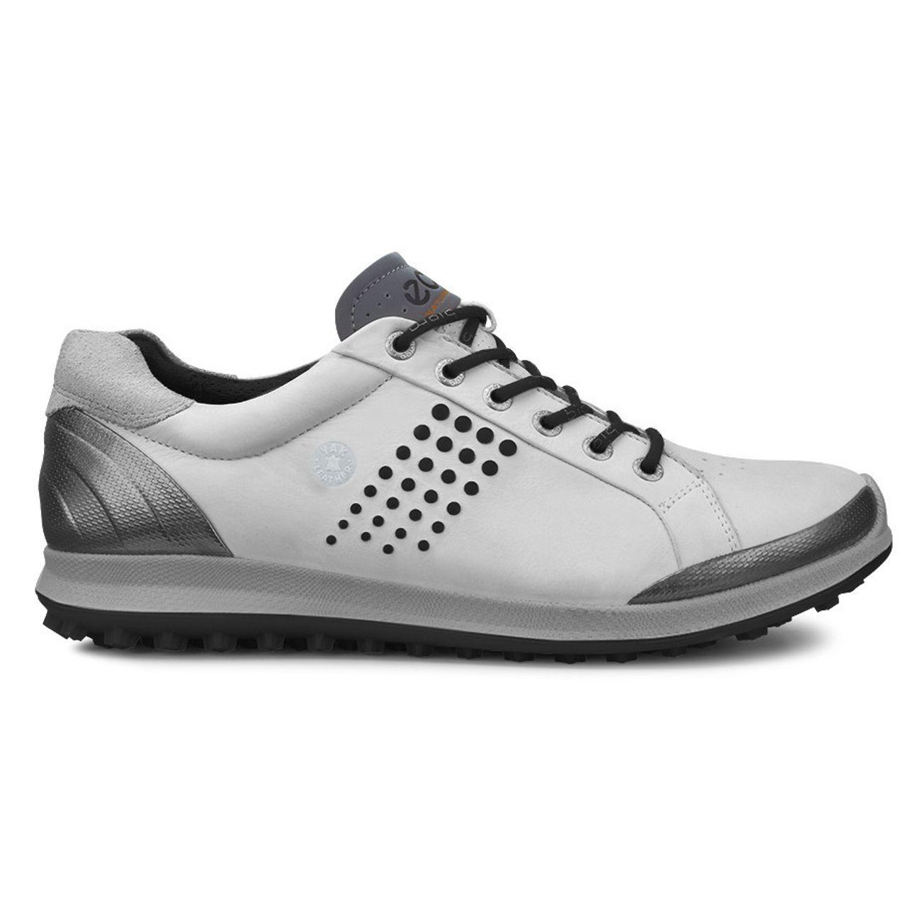 0808d930028 ... Course à pied homme ECCO Chaussure de golf Ecco Hommes Biom Golf Hybrid  2 White -