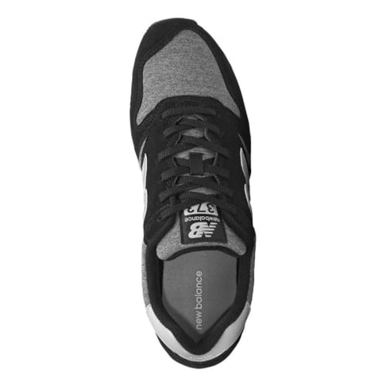 new balance 373 noir or