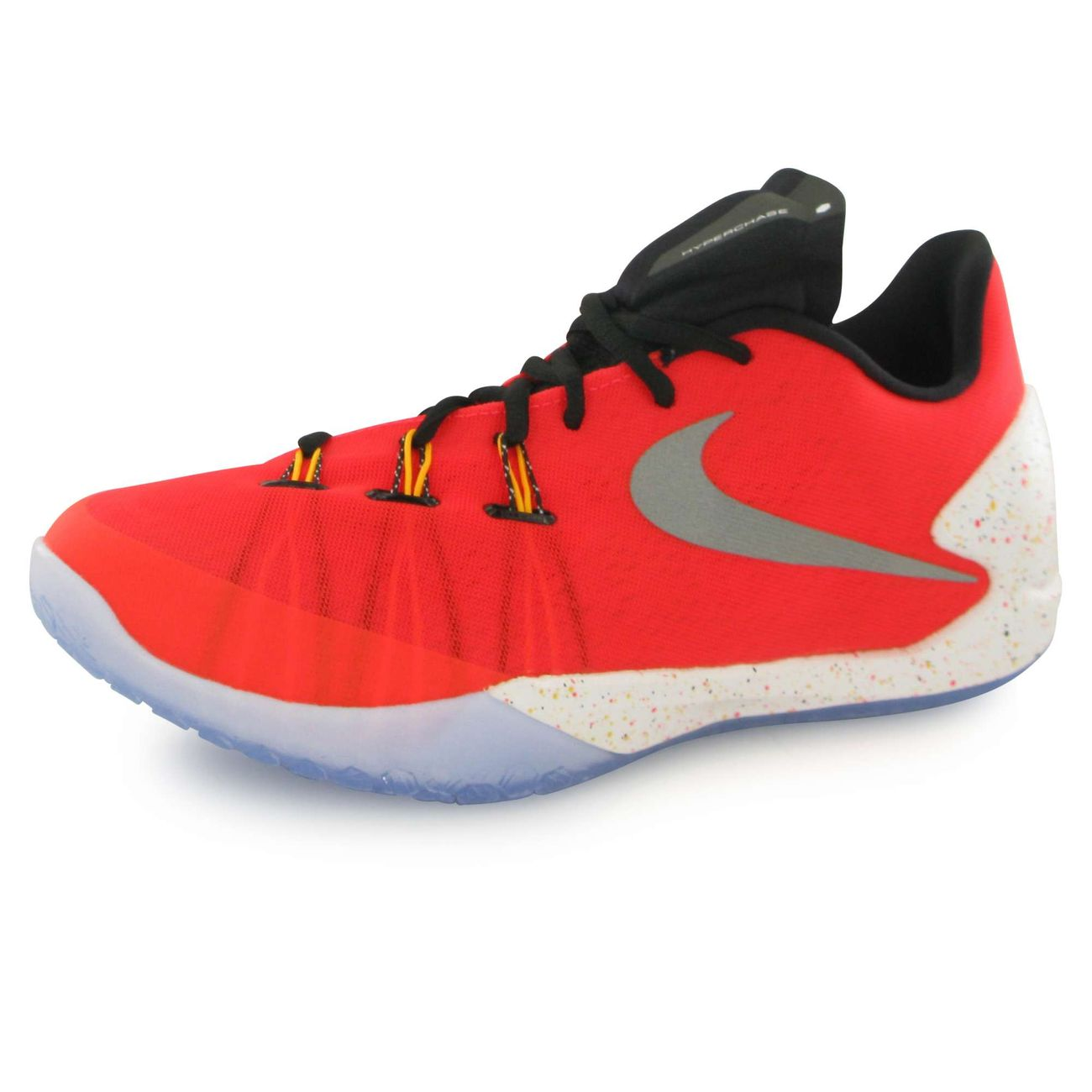 check out 26cfa 62f80 Basket ball homme NIKE Nike Hyperchase Premium orange, chaussures de  basketball homme ...