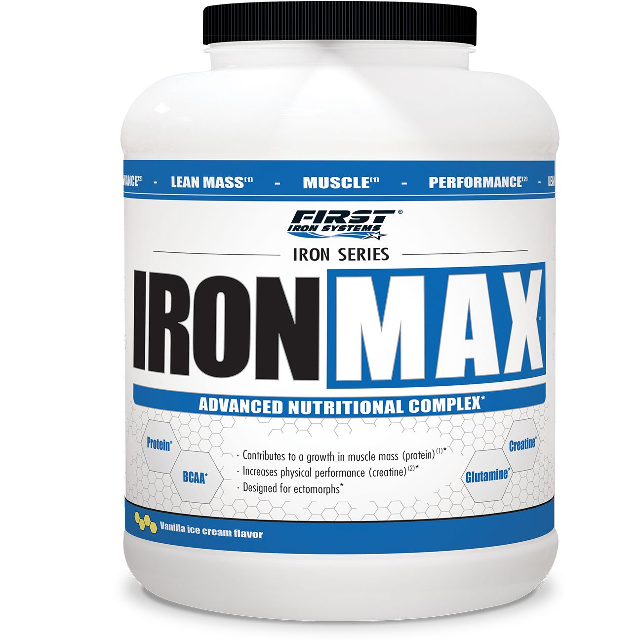 PRISE DE MASSE Musculation  FIRST IRON SYSTEMS IRON MAX