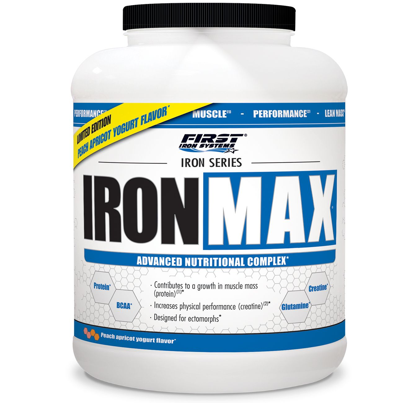 FIRST IRON SYSTEMS IRON MAX EDITION LIMITEE