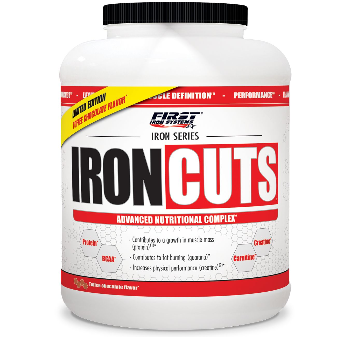 FIRST IRON SYSTEMS IRON CUTS EDITION LIMITEE