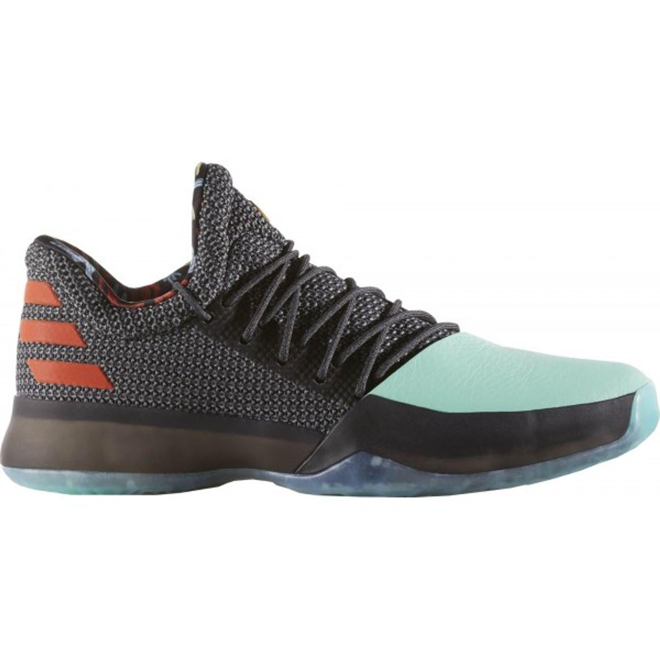 Basket ball adulte ADIDAS Adidas - Chaussure de Basketball adidas James Harden Vol.1 Cactus Pointure - 50