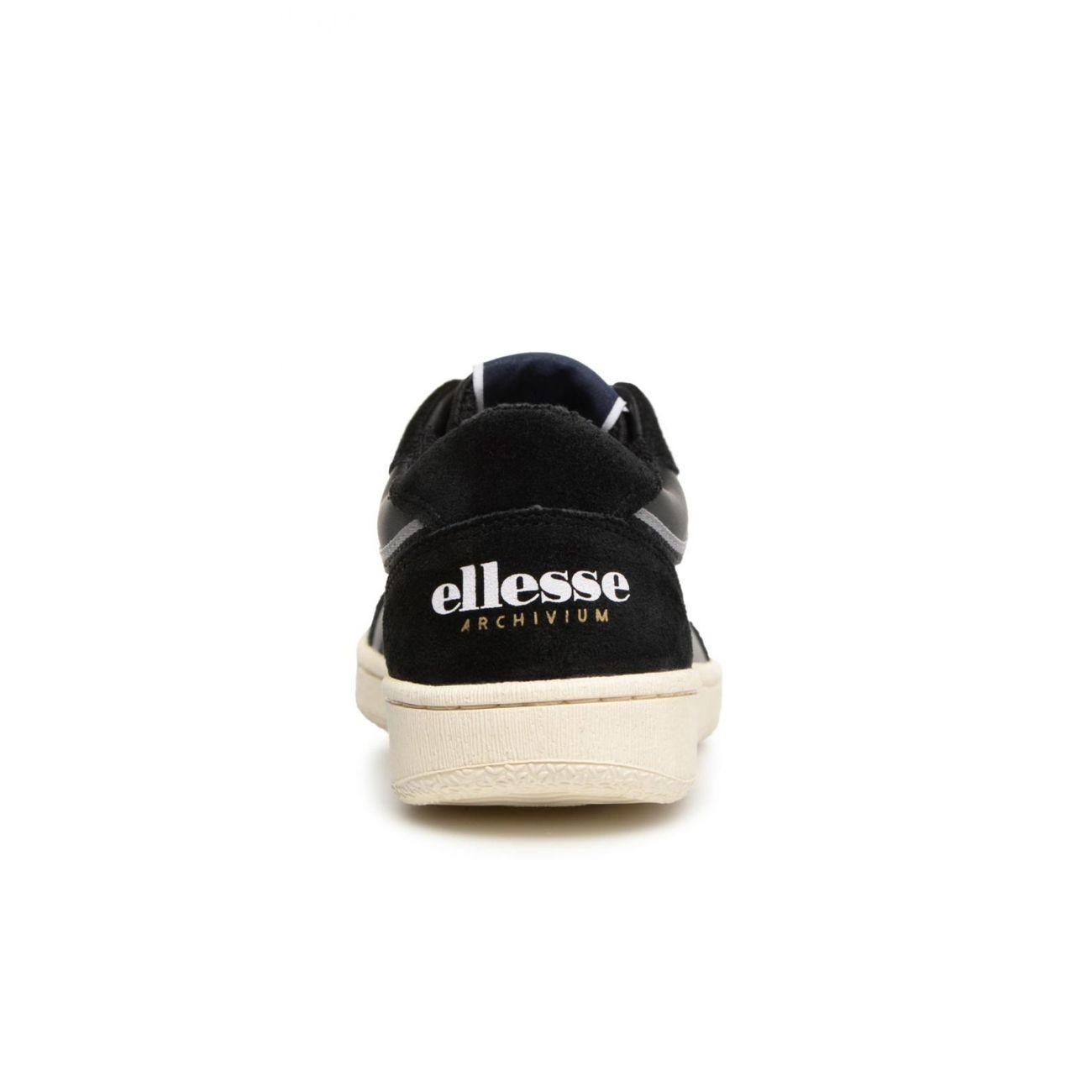 homme ELLESSE Sneakers cuir effet vintage  -  Ellesse - Homme