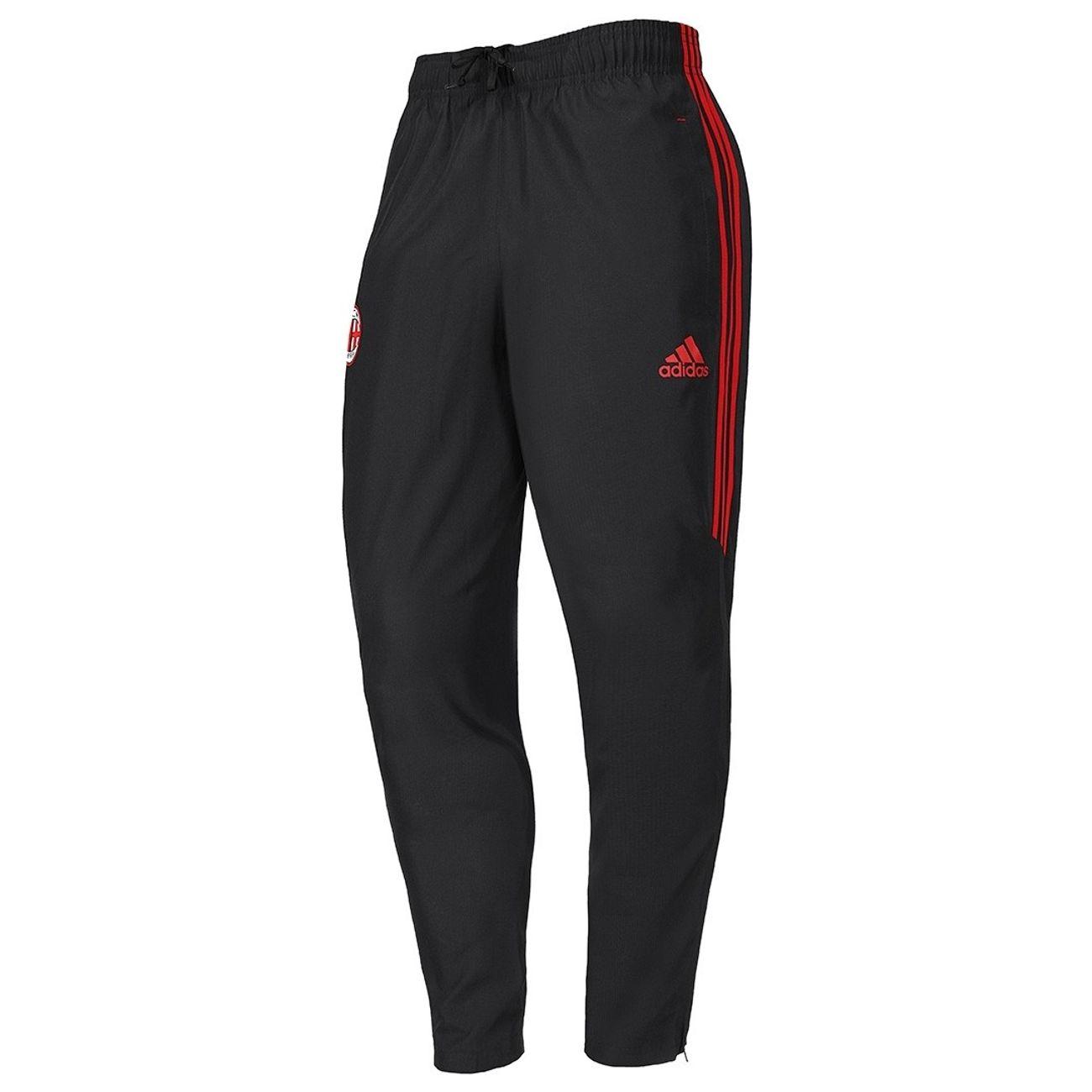 homme ADIDAS 2017-2018 AC Milan Adidas Presentation Pants (noir) ...