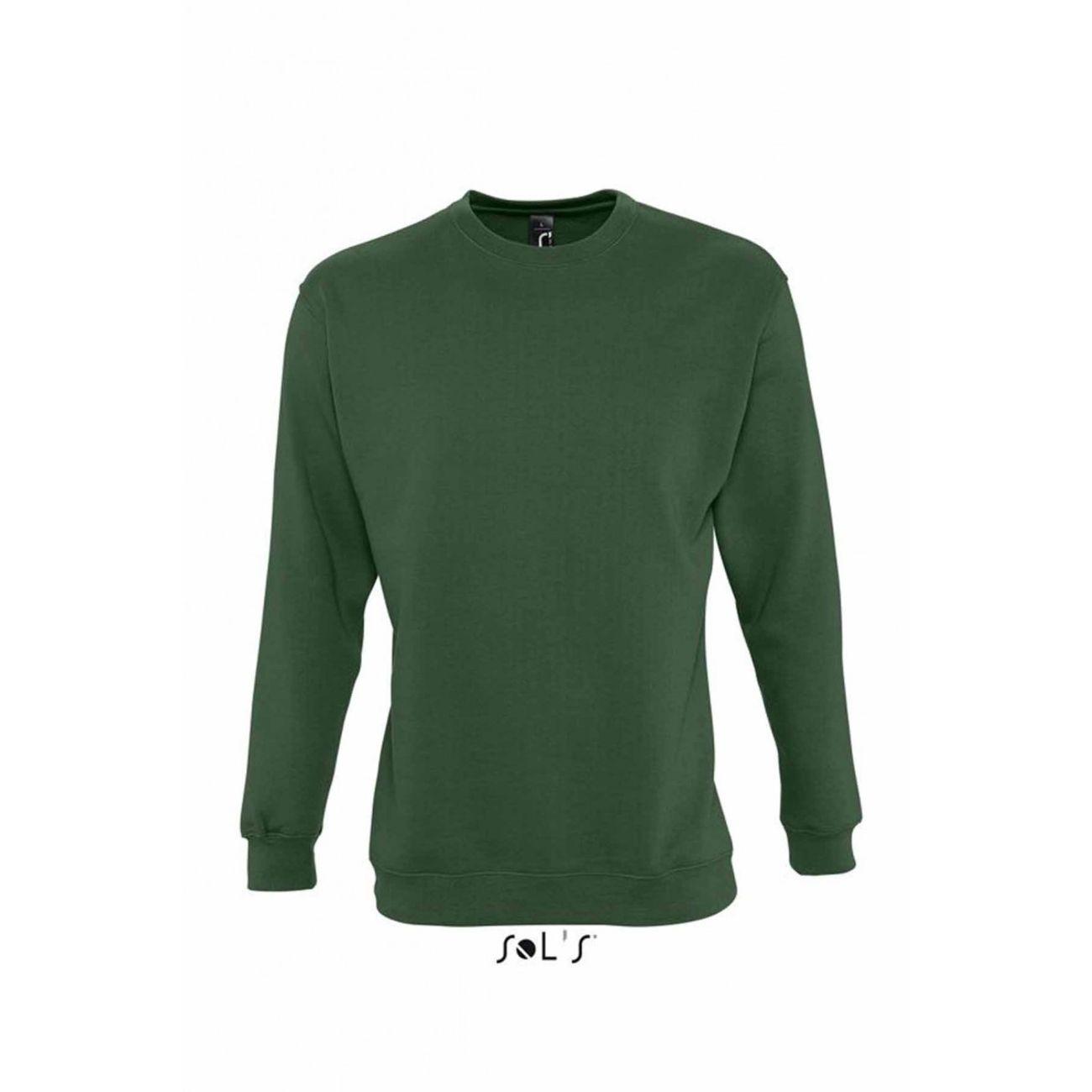 Classique Sweat Bouteille Shirt Vert Homme Sol S ModeLifestyle Unisexe13250 CdxthQsr