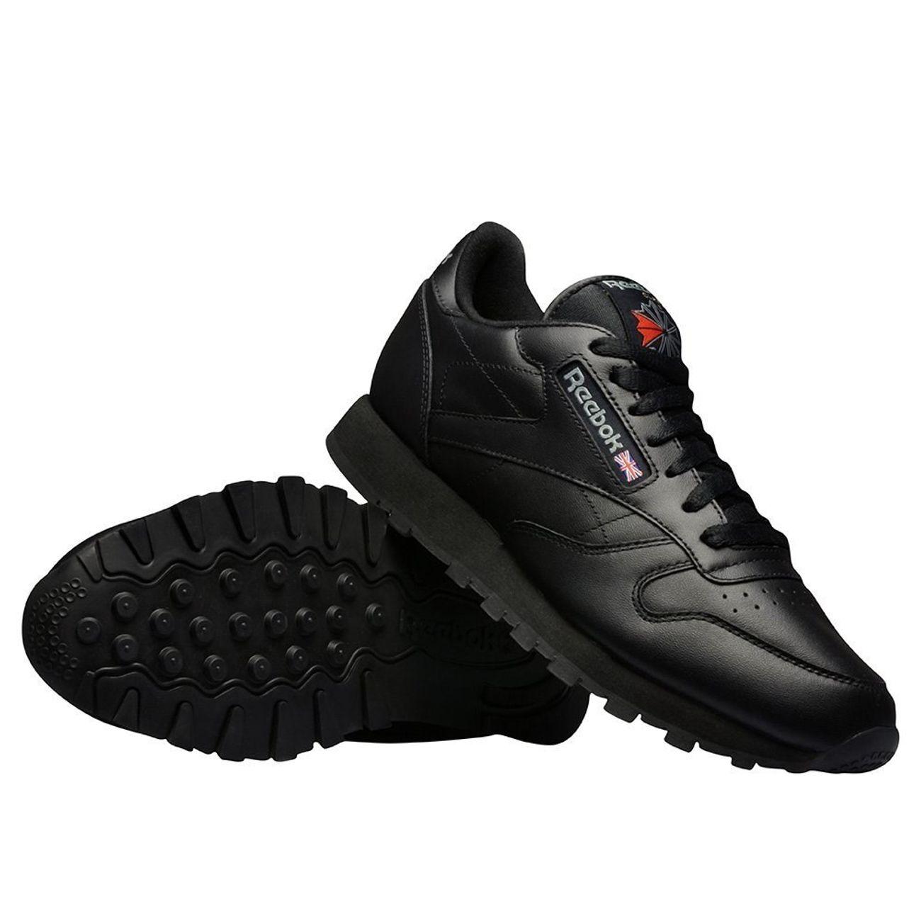 11344c696865f ... Mode- Lifestyle homme REEBOK Reebok Classic Leather noir
