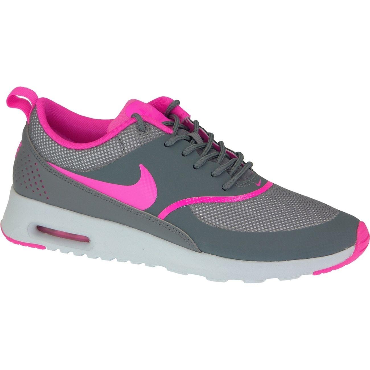 Nike Air Max Thea Mid bordeaux Chaussures Baskets femme