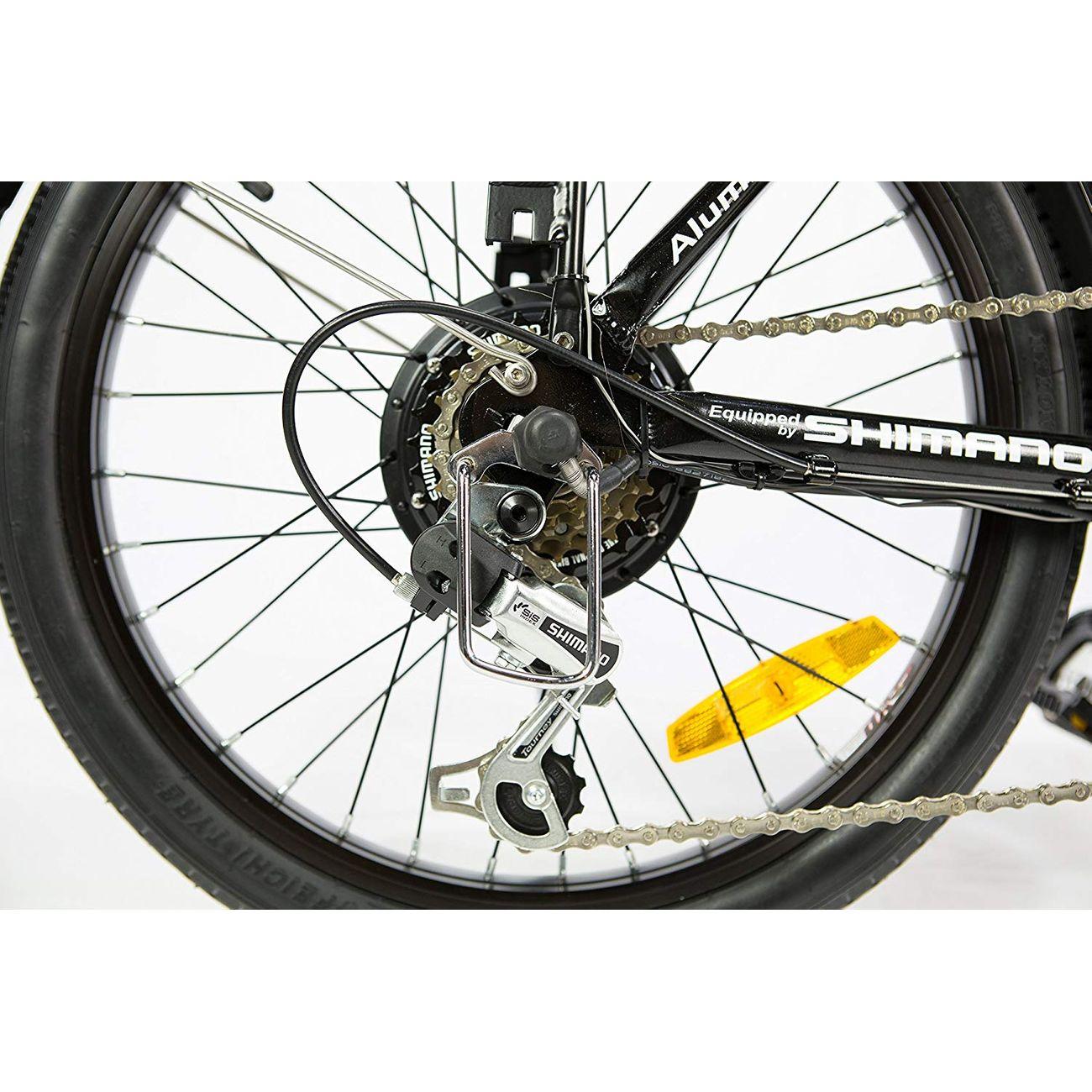 MOMABIKES Moma Bikes Vélo Electrique VAE Pliant De ville, E-20.2