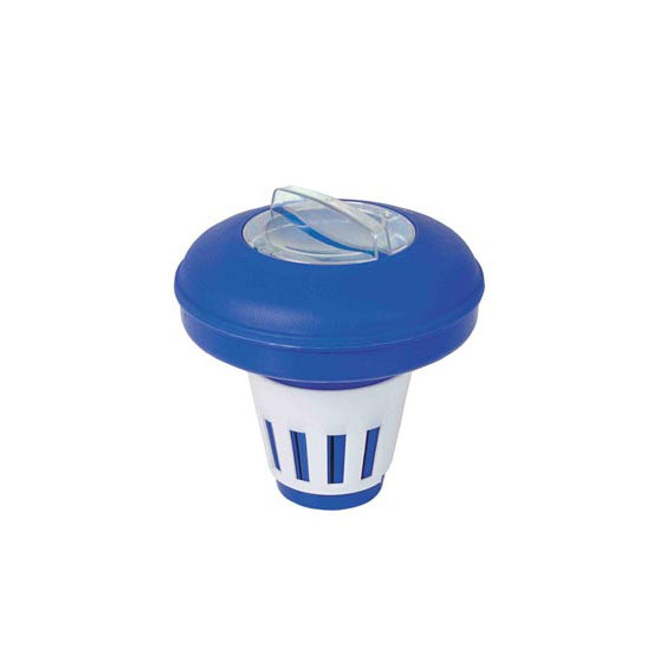 Traitement d 39 eau diffuseur de chlore flottant achat et for Traitement eau piscine