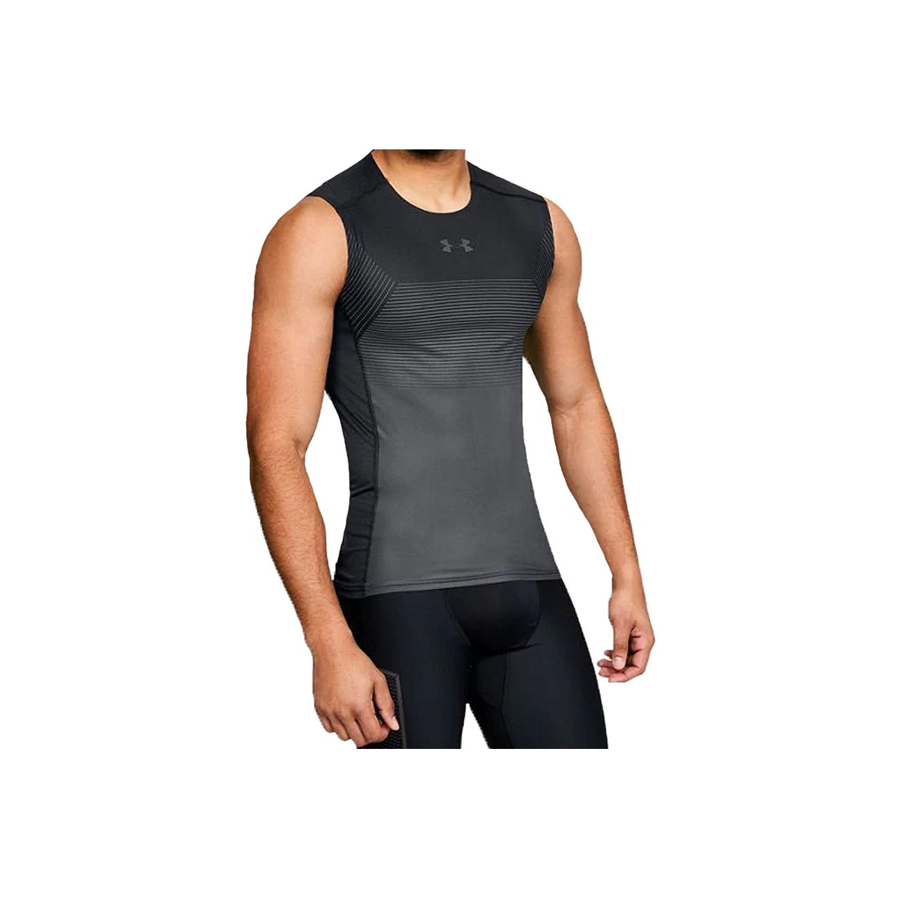 Mode- Lifestyle homme UNDER ARMOUR Under Armour Vanish Compression Sleeveless 1320198-001