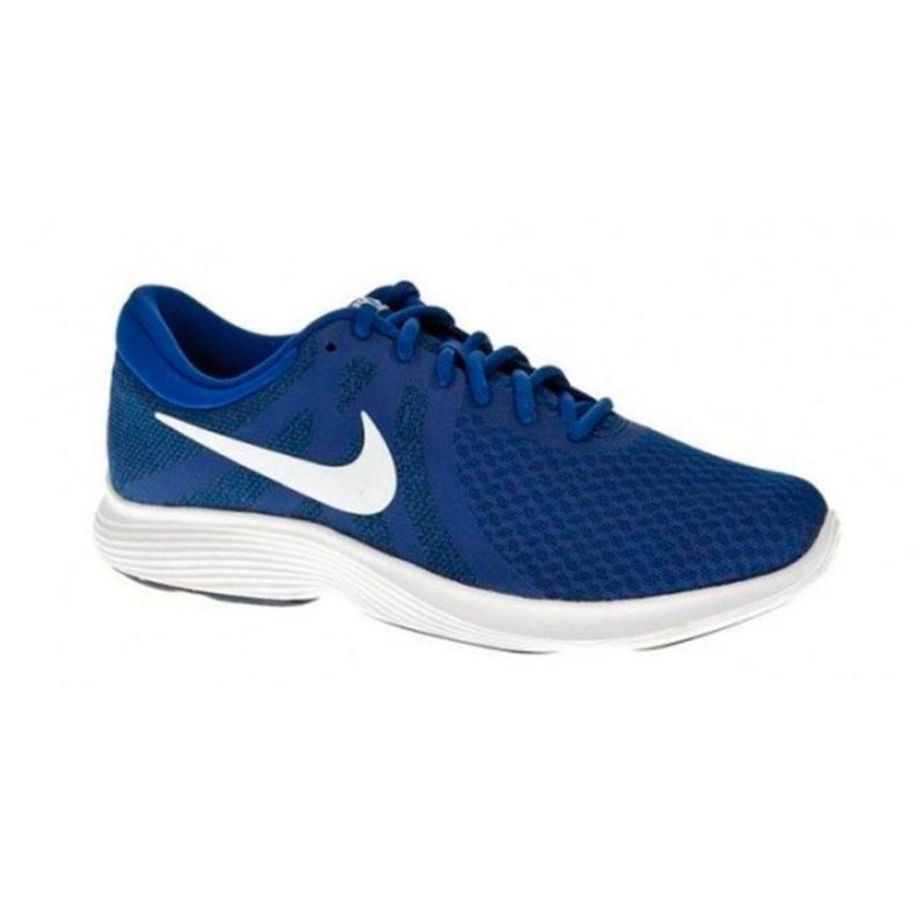 Bleu Padel Blanc Adulte Niaj3490 Nike 4 403 Revolution kX80PNnwO