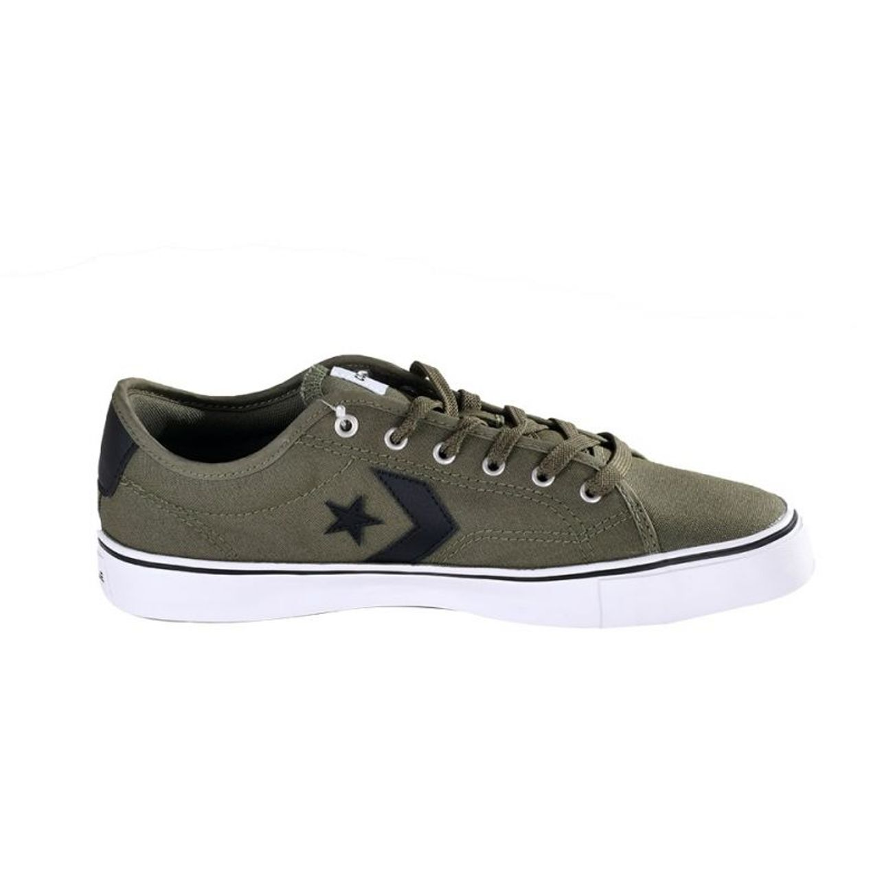 Adulte Converse Running Field Militar Ox Replay Verde XOiZPkuT