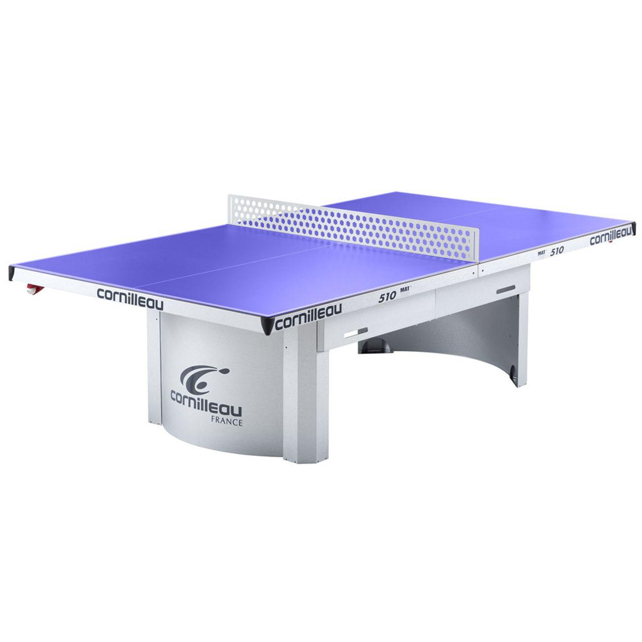Incredible Tennis De Table Cornilleau Table Pro 510 Outdoor Couleur Bleu Download Free Architecture Designs Embacsunscenecom