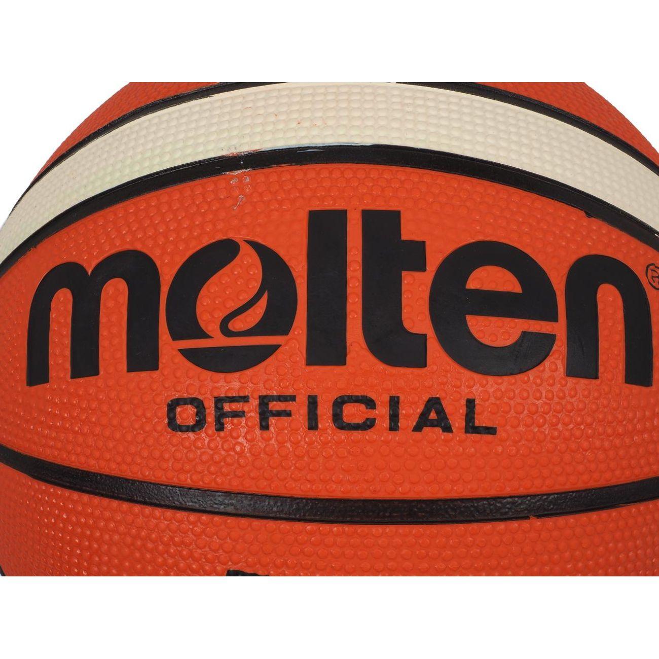 Basket ball  MOLTEN Ballon de basket Gr6 basket entrainement
