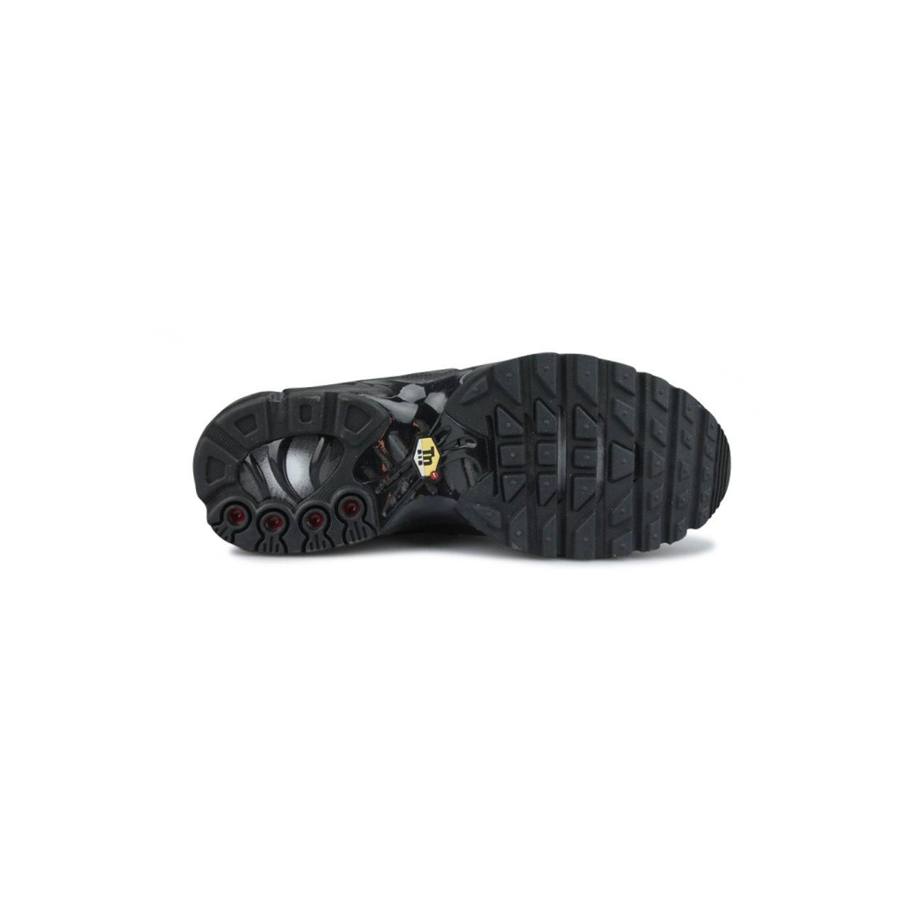 innovative design 47346 b47fb ... Mode- Lifestyle garçon NIKE Basket Nike Air Max Plus Tn Tuned Junior  Noir 655020- ...