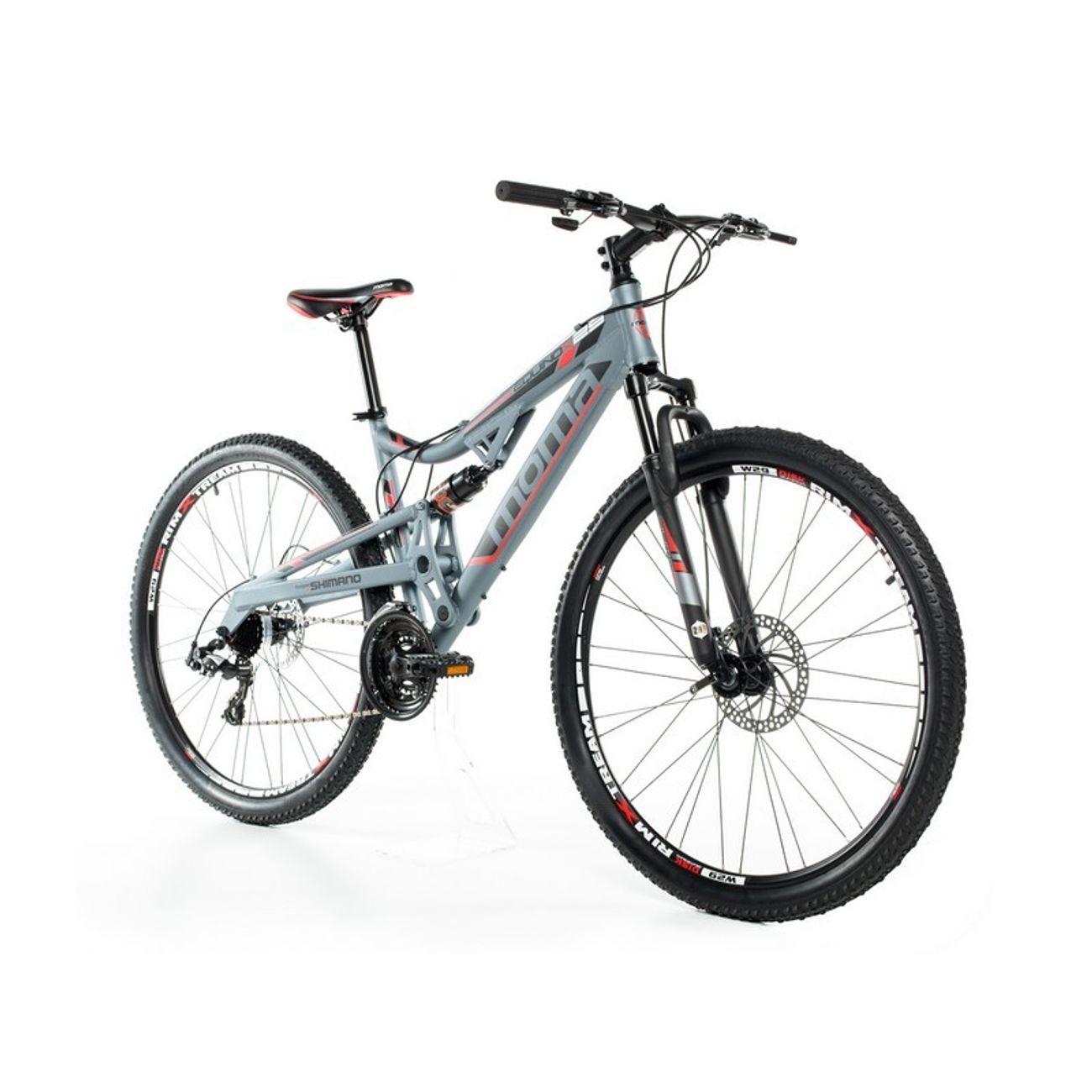 Cycle  MOMABIKES Moma Bikes, Vélo VTT, EQX 29