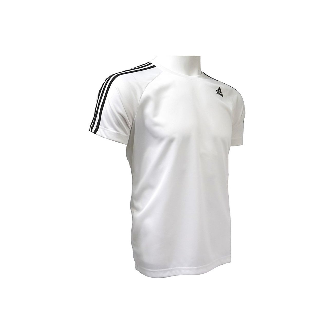 adidas D2m 3 Stripes T Shirt Homme