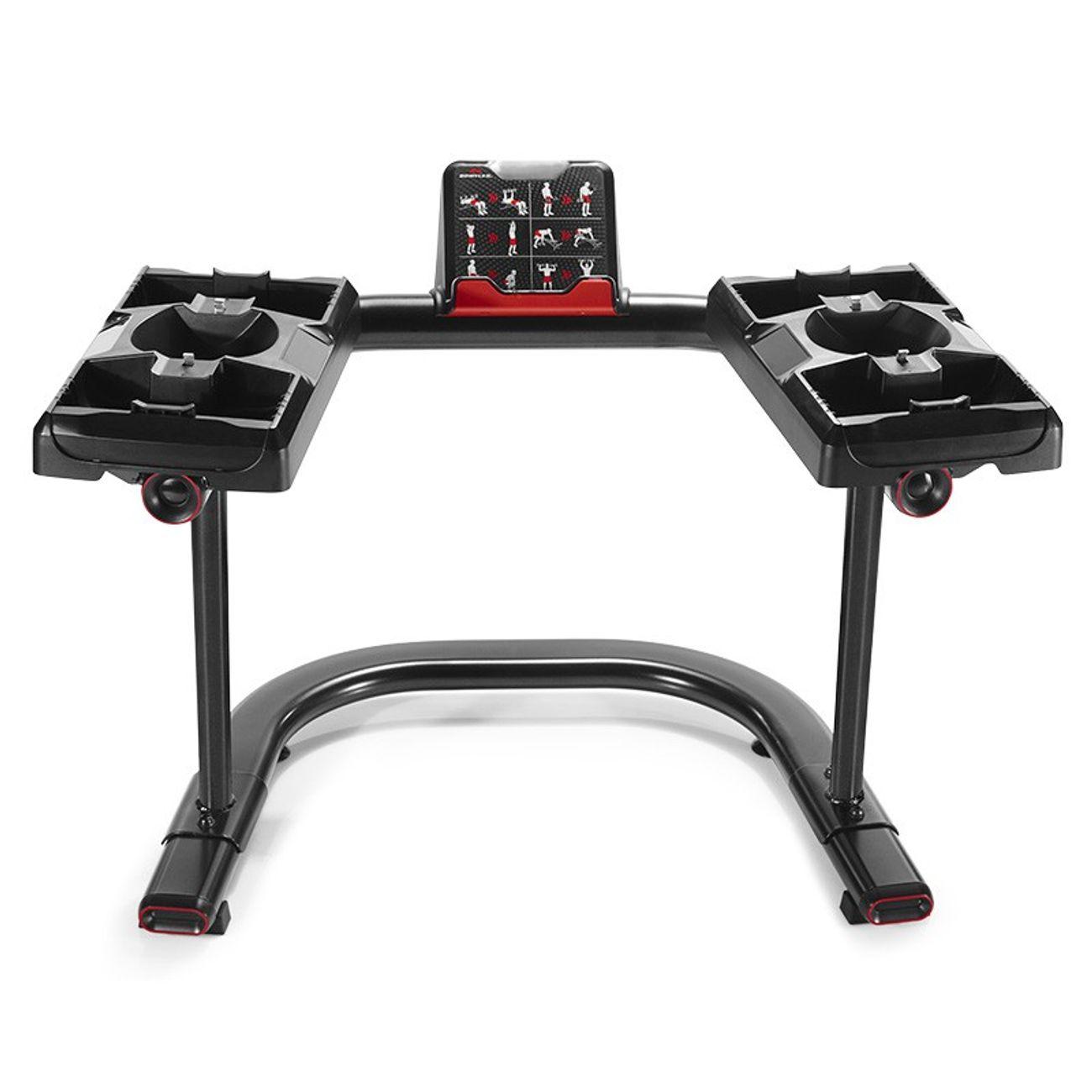 Musculation adulte BOWFLEX Support Haltères Ajustables 560i Bowflex